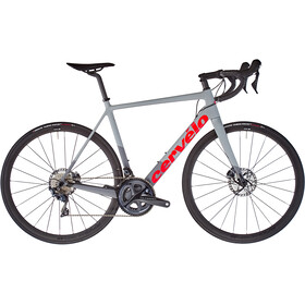 Cervélo R Disc Ultegra, grey/red